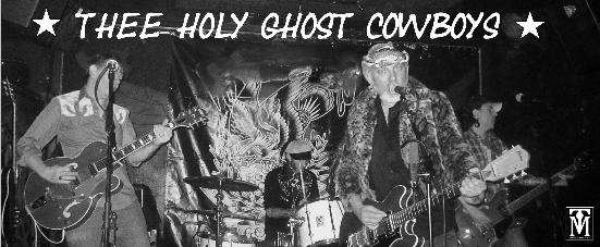 Thee Holy Ghost Cowboys
